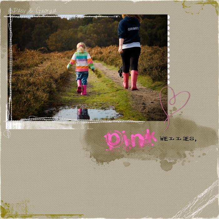 Pinkwelliesweb