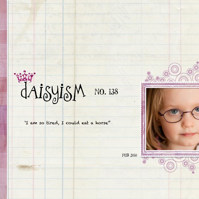 Daisyismweb