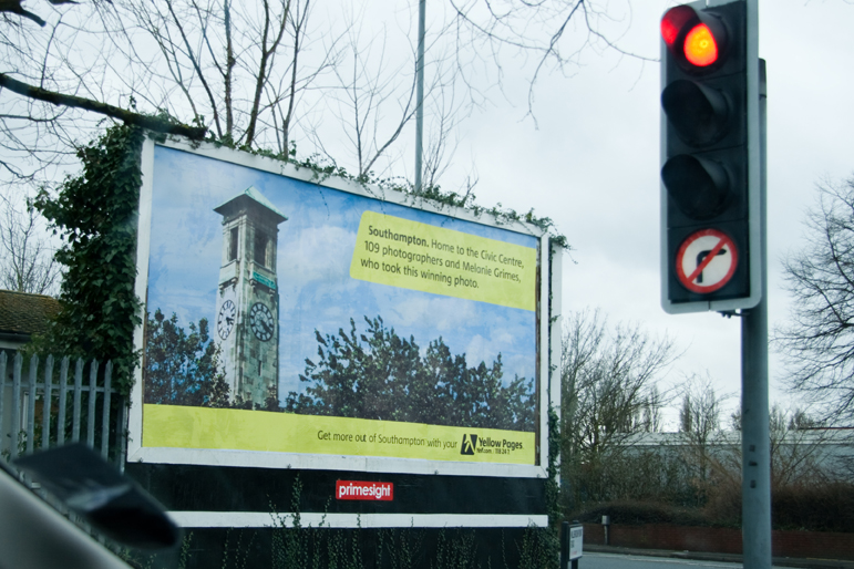 Billboard2web