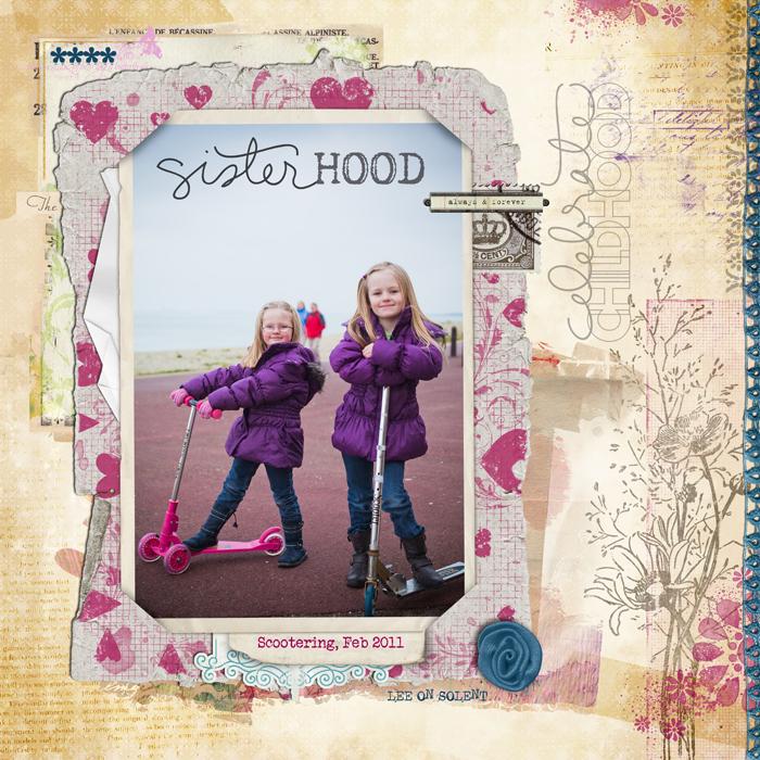 Sisterhoodweb