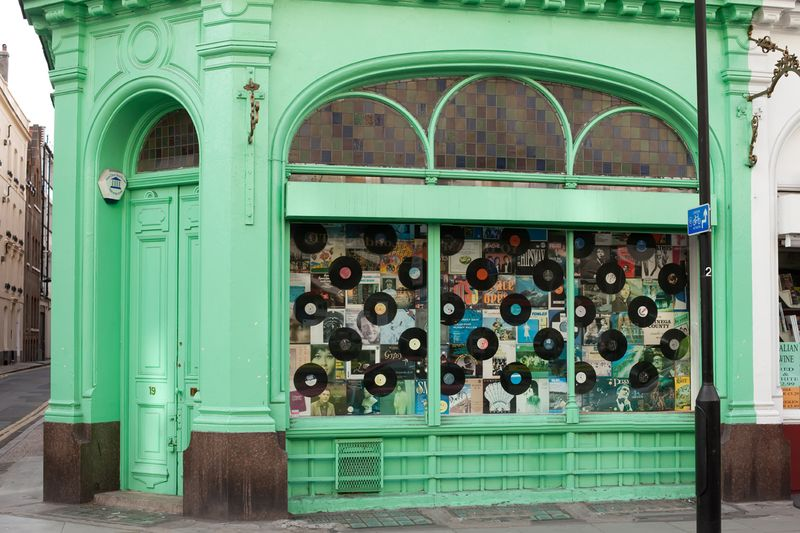 Record shopweb