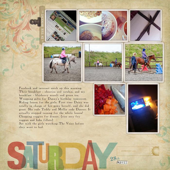 Saturday copy copyweb