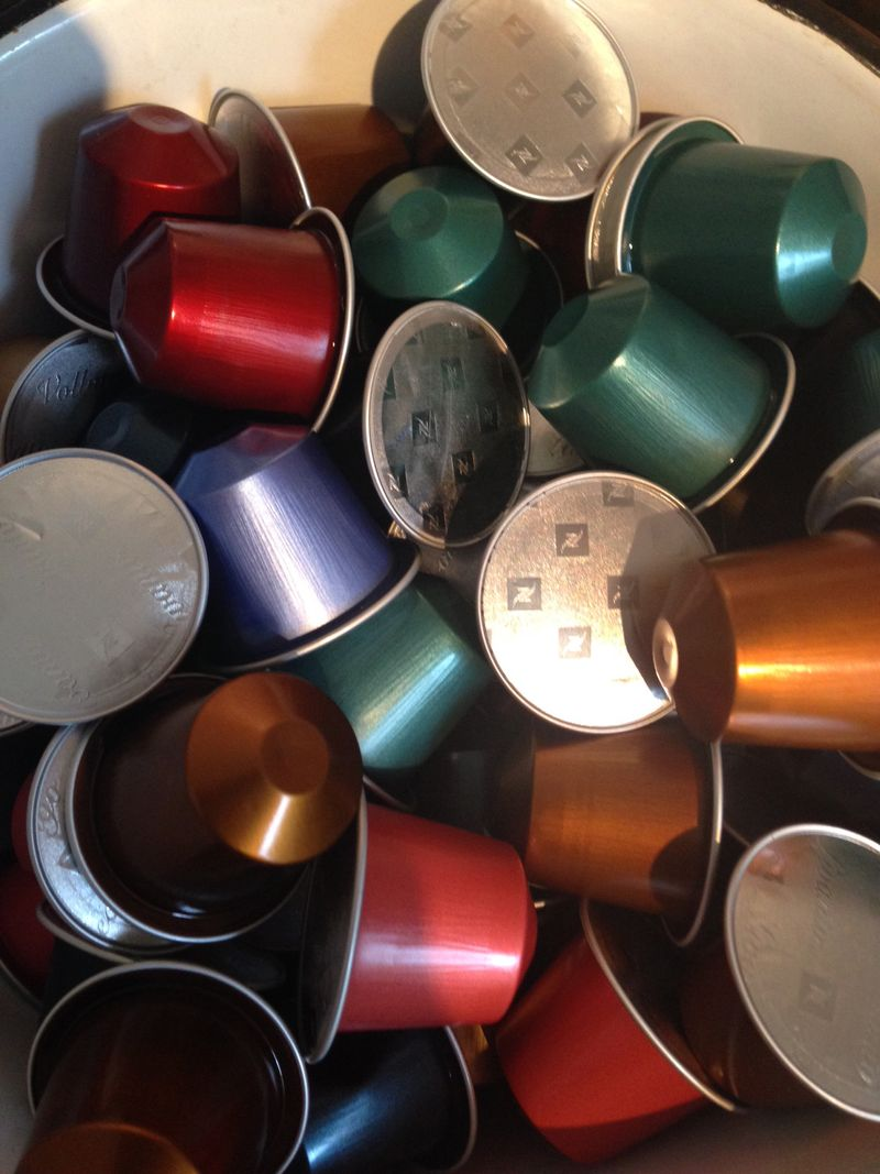 Coffeecapsules