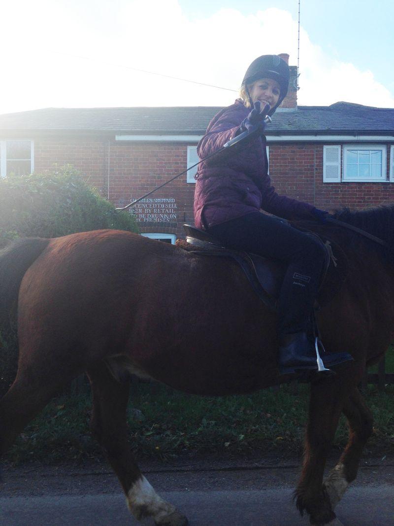 Ridingwaving
