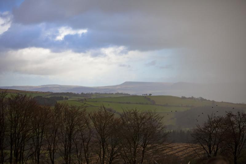 Rainingcomingacross