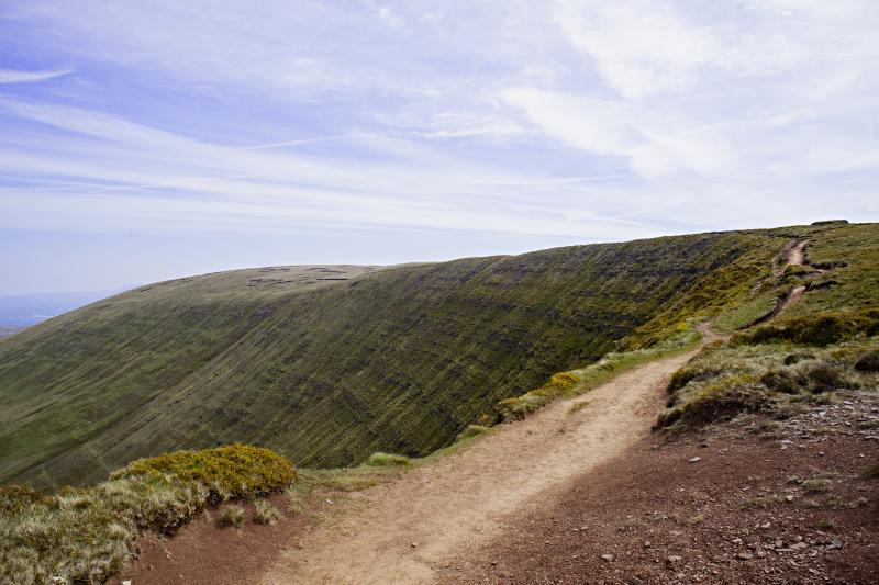 Moumntain path