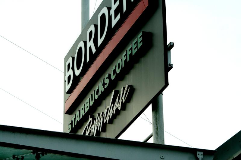 Borderssign